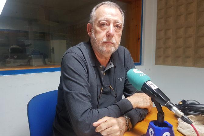 Entrevista al doctor Antonio Cascales, Responsable del Servicio de Neumología