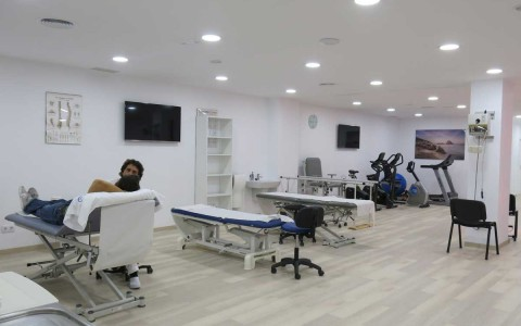 New Physiotherapy and Rehabilitation Room in Ibiza