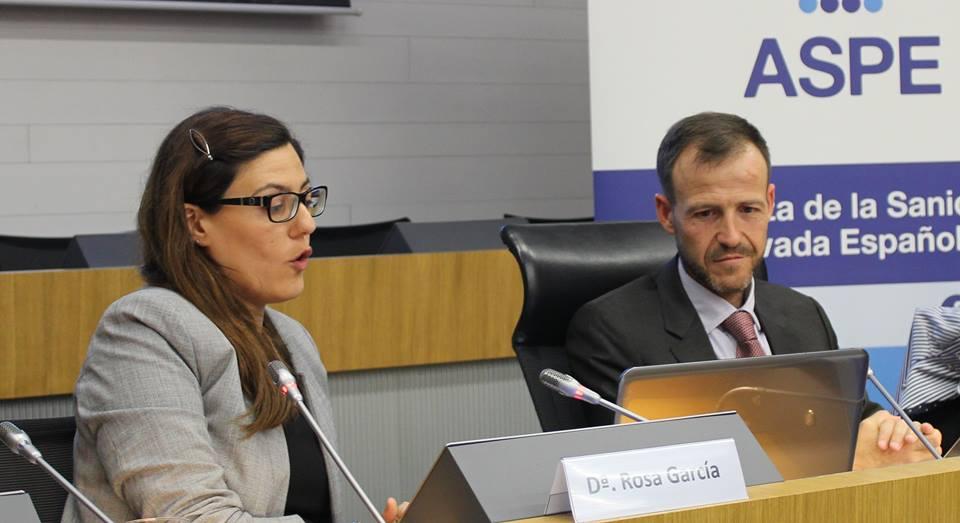 Policlínica Nuestra Señora del Rosario participó en las III Jornadas de Calidad en centros sanitarios de Madrid, en la sede de la CEOE 2