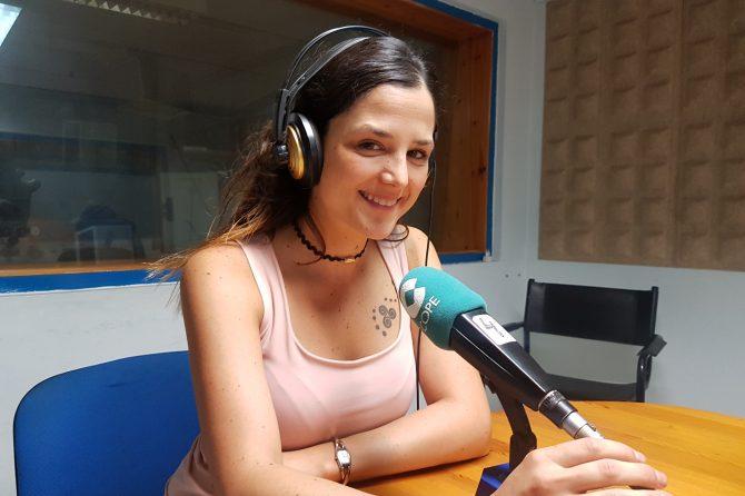La doctora Marta Recio explica las ventajas del láser vaginal