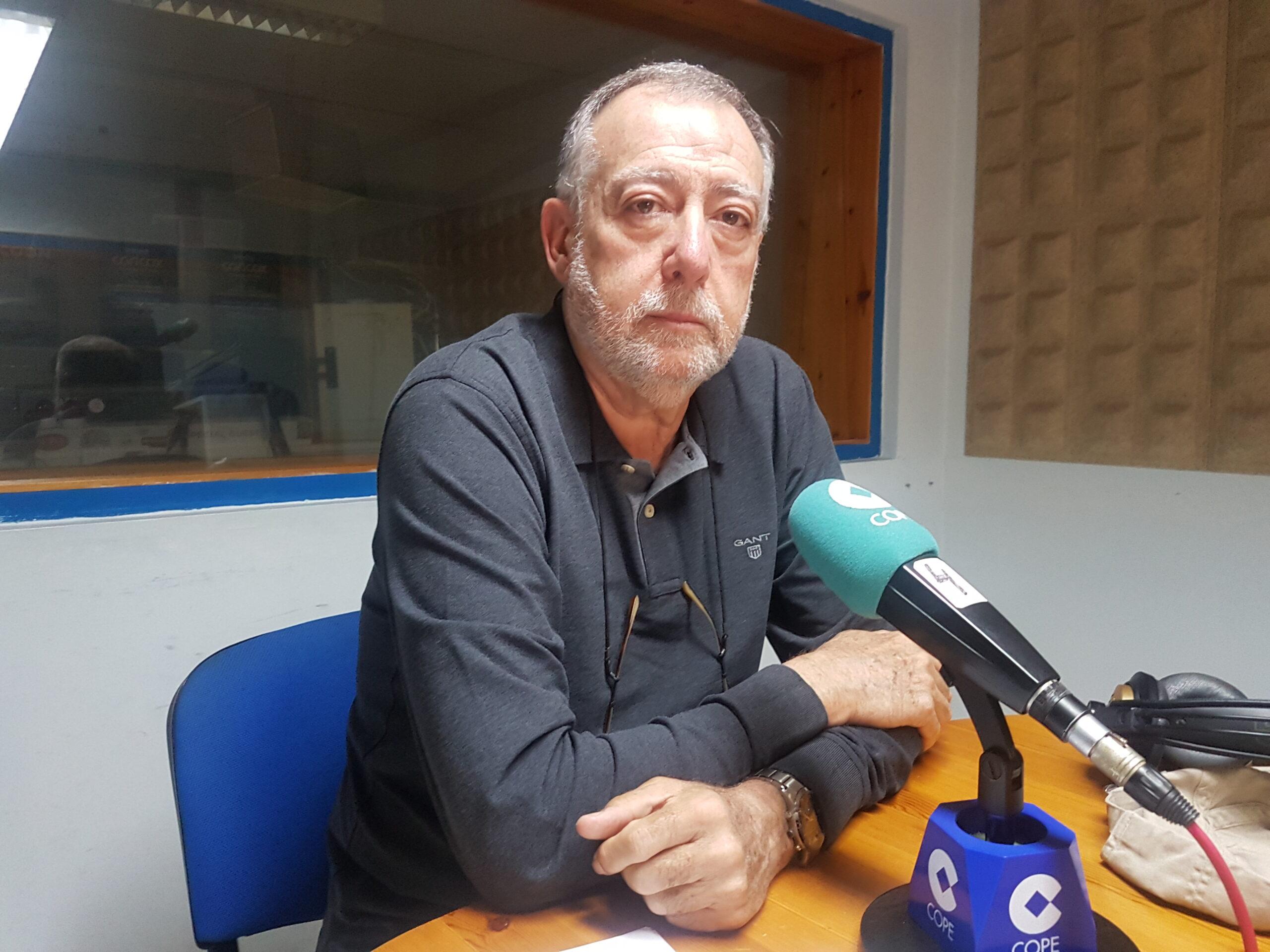 Entrevista al doctor Antonio Cascales, Responsable del Servicio de Neumología 1