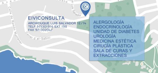 Seguimos creciendo para ti: nuevo centro de consultas en la Calle Archiduque Luis Salvador de Ibiza 1