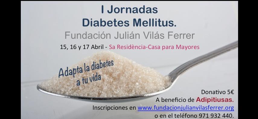 I Jornadas sobre Diabetes Mellitus, para pacientes y profesionales 1