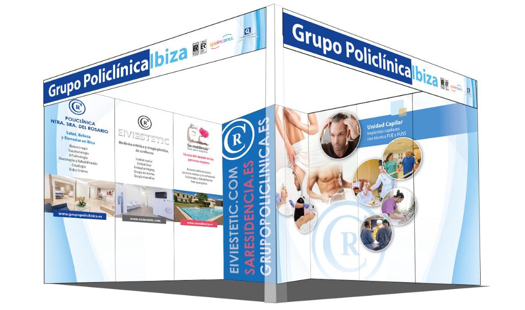 Estas serán las novedades del Grupo Policlínica en Fitur Salud 2018 1