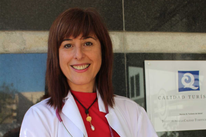 Entrevista con la doctora Asunción Pablos