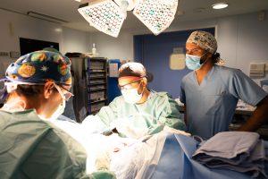 quirófano neurocirugía