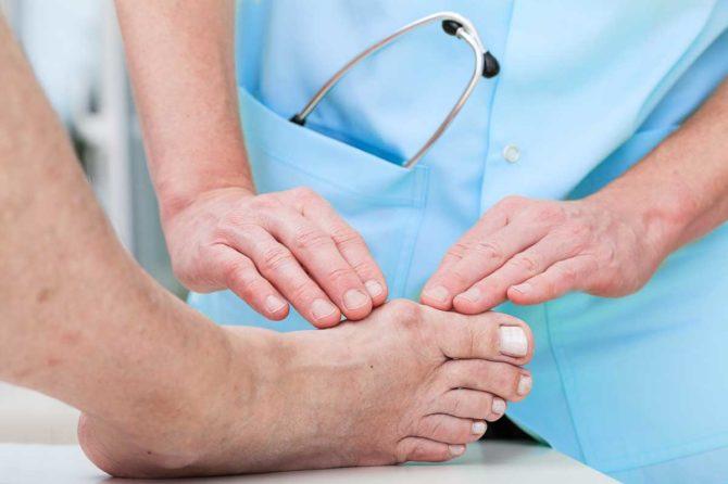 Percutaneous surgery for foot deformities 1