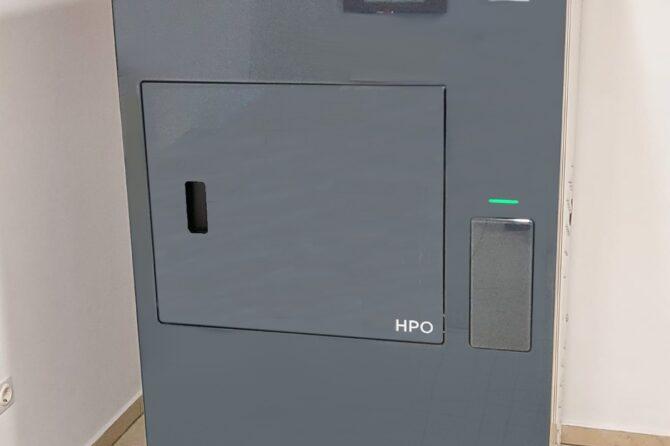 Nuevo equipo esterilizador con plasma incorporado