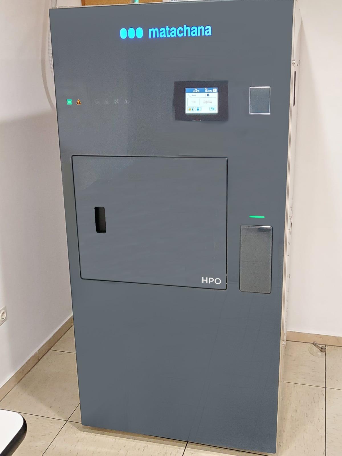 Nuevo equipo esterilizador con plasma incorporado 1