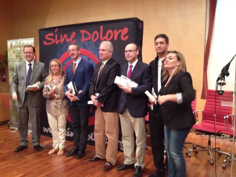 """La Unidad de Dolor Crónico de la Policlínica, presente en el Congreso de Dolor organizado por la Asociación """"Sine Dolore"""" en Menorca 1"""