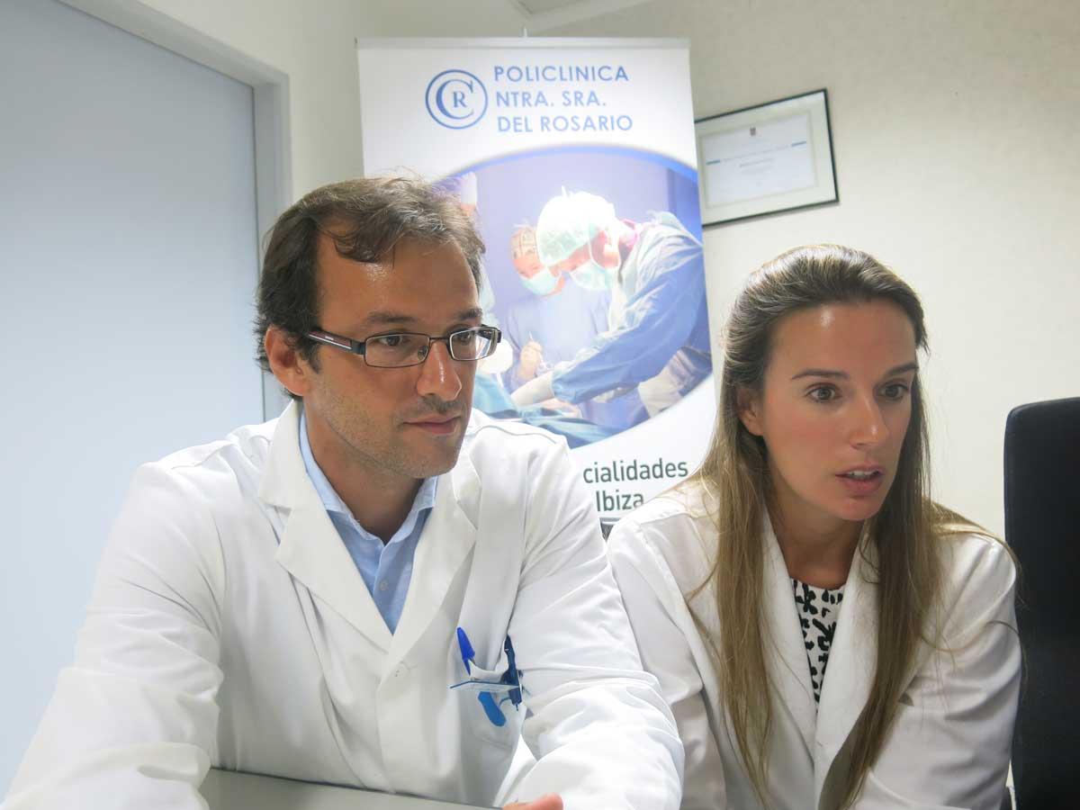 Policlínica sigue innovando en la Cirugía de columna, dentro de su gran apuesta por la Neurocirugía. 1