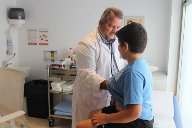 Nuestros pediatras aconsejan... Principales dudas con la vuelta al cole 1