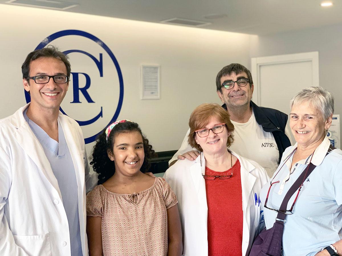 Un milagro llamado Zeinab. Entrevista doctor Pedro Llinás, neurocirujano. 1