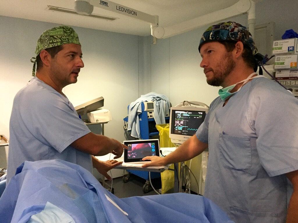 Cirugías de pulmón más seguras en Ibiza gracias a nuestra Unidad de Anestesiología y Reanimación 2
