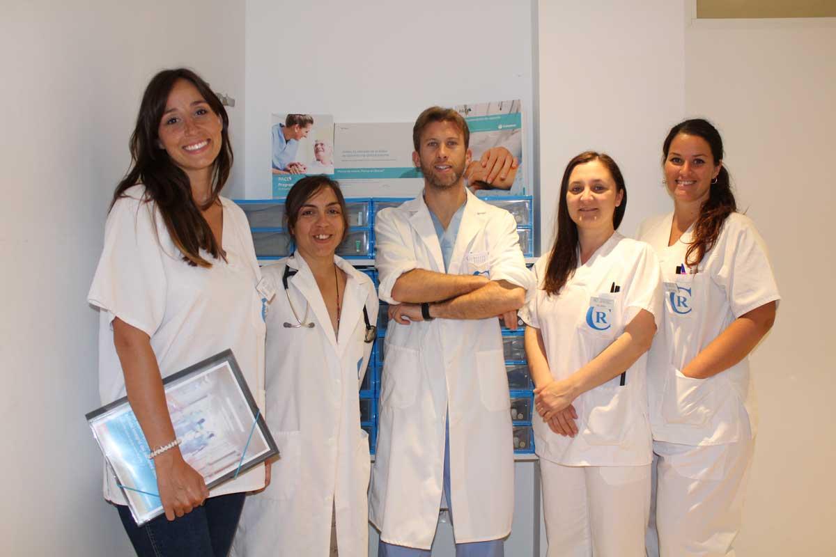 Unidad de Atención al Paciente Ostomizado, mejorando la calidad de vida de nuestros pacientes. 1