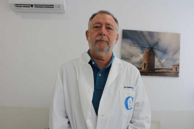 Entrevista al neumólogo Antonio Cascales