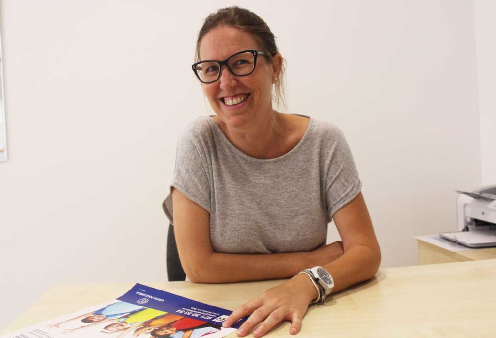 """IRENE FERRAGUT, LOGOPEDA: """"La estimulación es muy importante para el desarrollo del lenguaje"""" 2"""