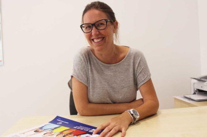 """IRENE FERRAGUT, LOGOPEDA: """"La estimulación es muy importante para el desarrollo del lenguaje"""" 1"""