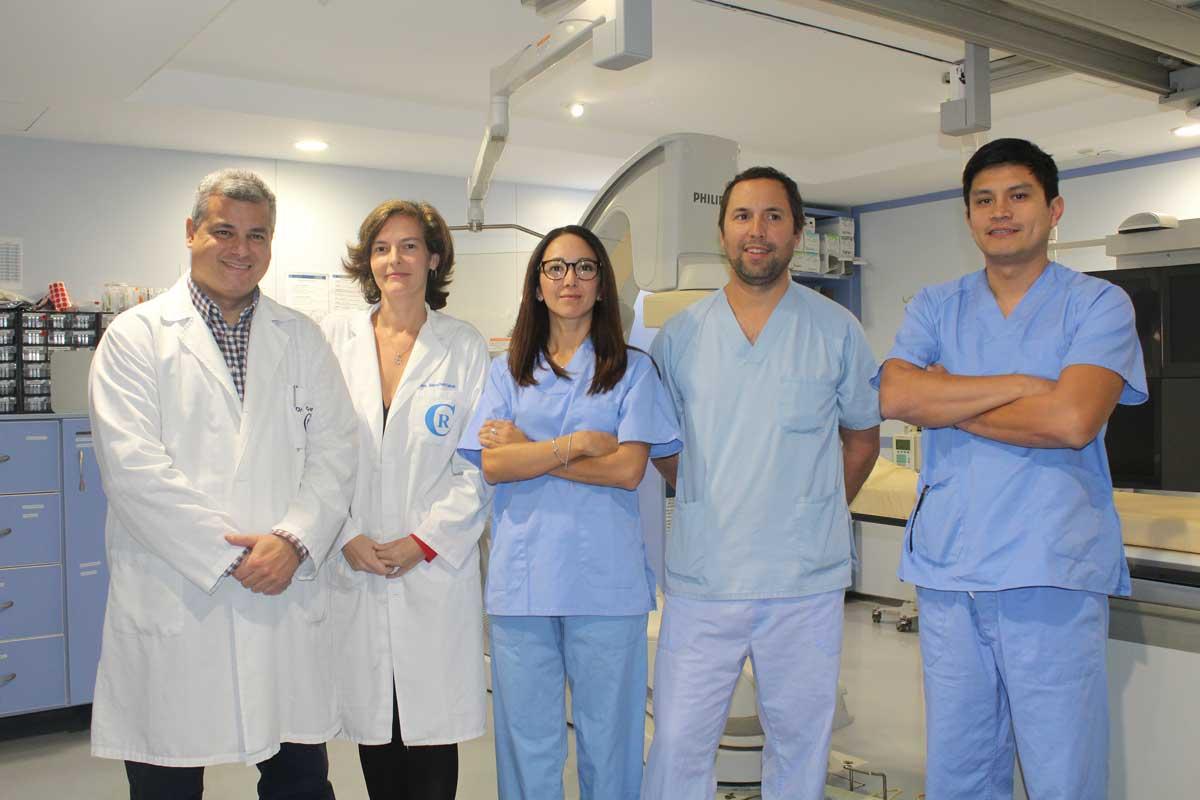 Importantes novedades en la Unidad de Cardiología y Hemodinámica Cardiaca 2