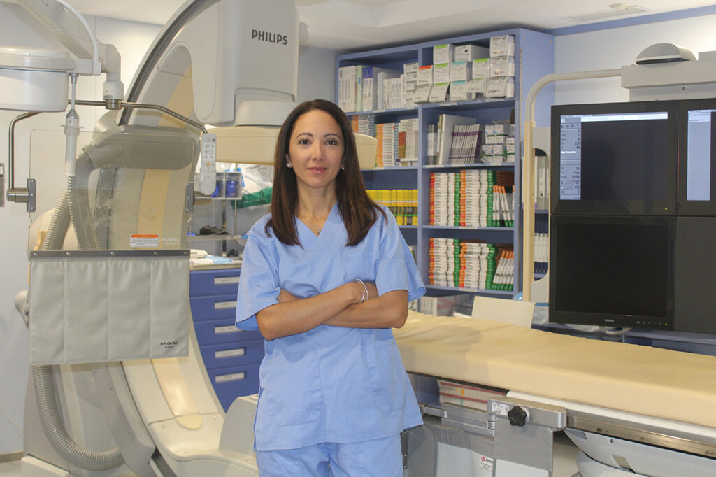 doctora Lucía Vera