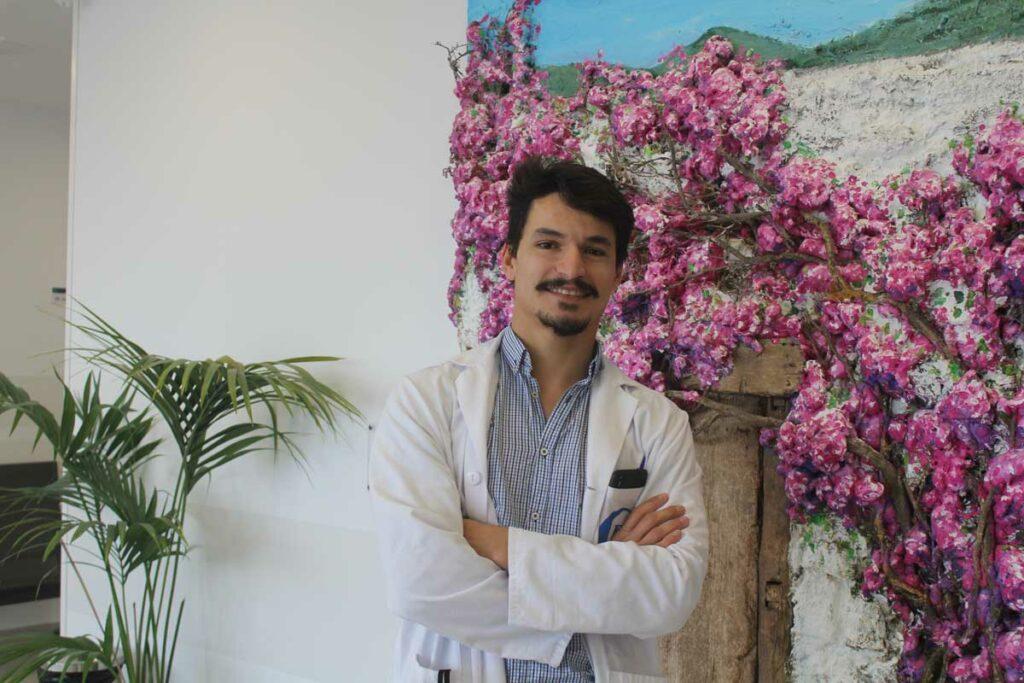 Entrevista doctor Eduardo Varas (dermatólogo) 2