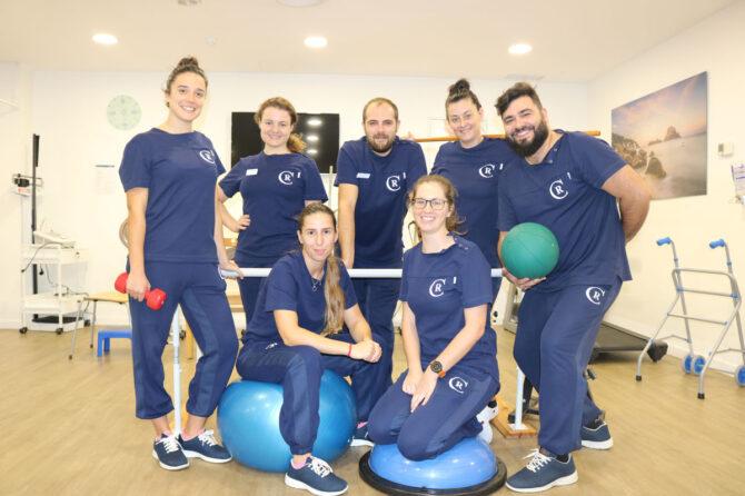 Una Unidad de Fisioterapia muy completa en Ibiza
