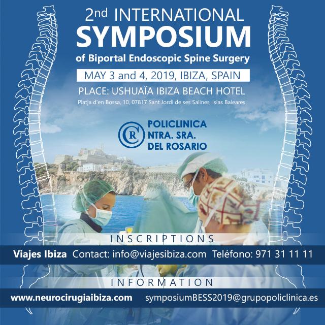 Segundo Simposio Internacional de Cirugía Endoscópica Biportal de Columna 2