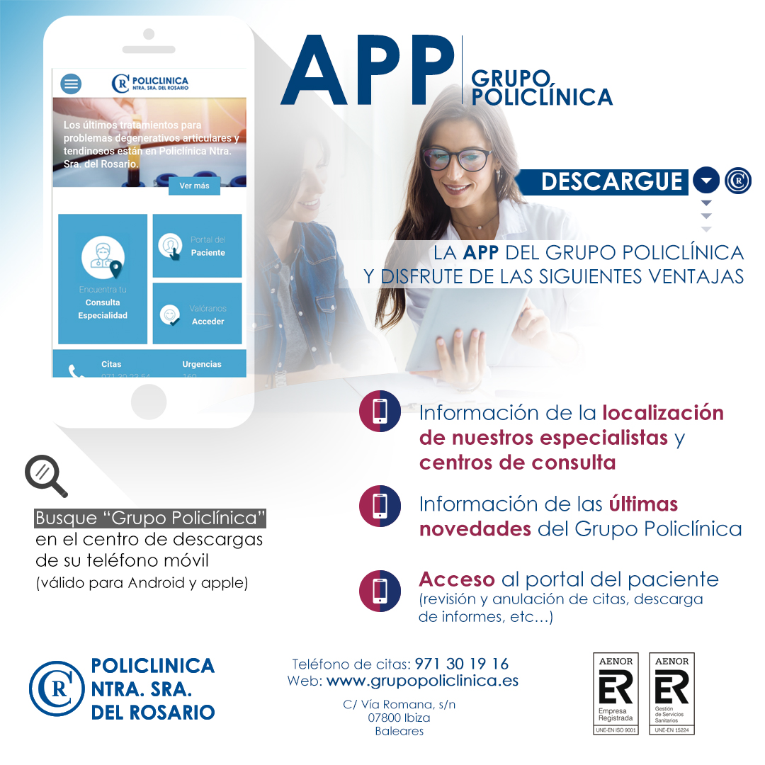 Policlínica Group APP