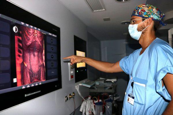 La mejor calidad de imagen en nuestros quirófanos inteligentes