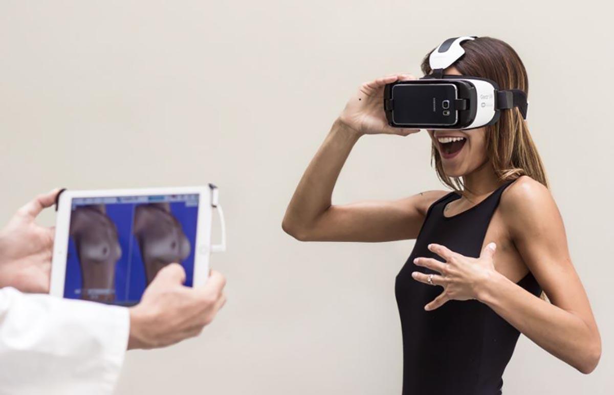 La Unidad de Cirugía plástica, estética y reparadora de Policlínica ya lo tiene: Simulador 3d Crisalix 2