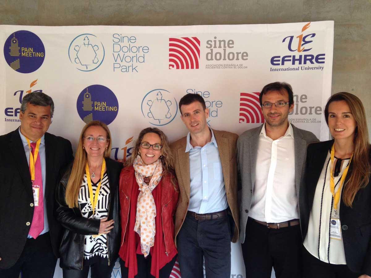 La Unidad de Dolor crónico de Policlínica presente en el XI Forum multidisciplinario de dolor de Menorca 2