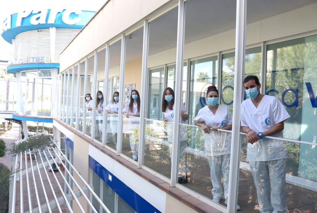 Nuevo centro médico en la Clínica Vila Parc 2