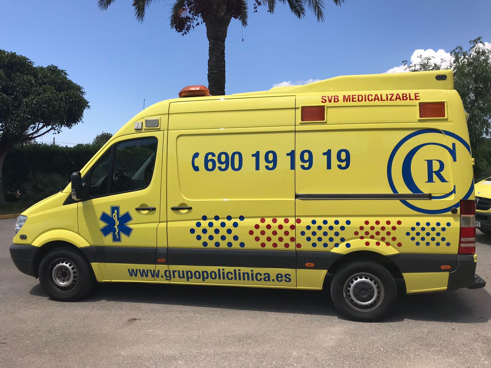 Servei d'ambulàncies 1
