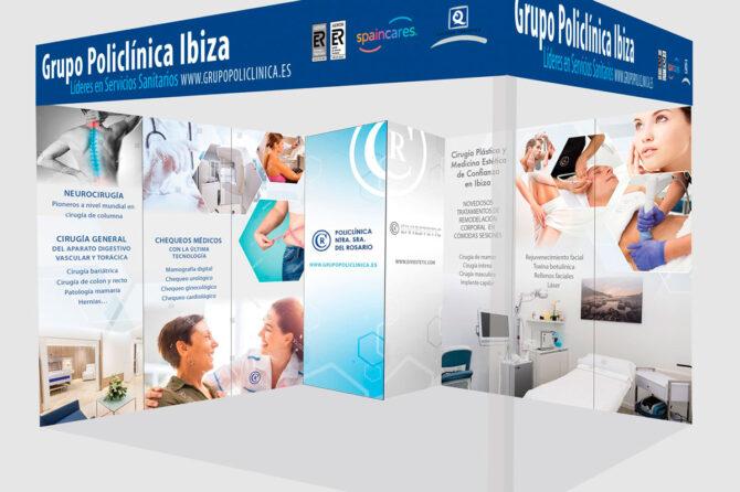 Cirugía de Columna, Cirugía de Obesidad y Estética serán los tratamientos destacados del Grupo Policlínica en Fitur Salud 2020