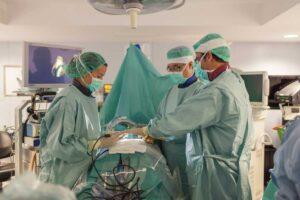 quirófano neurocirujanos